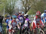 Cyclo-cross: la 1re tranche du Trophée régional des écoles de vélo, c'était  à Liancourt!