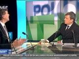 """Arnaud Montebourg classe Nicolas Sarkozy à l'extrême droite : """"il a dérivé"""""""