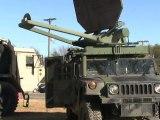 L'armée américaine présente son canon à rayons anti-émeute