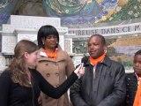 LOURDES 2012 Mercredi 18 avril à Lourdes avec la famille Monteiro