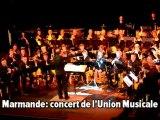 Marmande: concert de l'Union Musicale