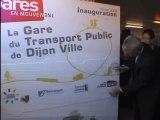 """SNCF """"Gares en mouvement"""" (Travaux de la gare de Dijon 2007-2009)"""