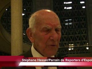 Le Prix Reporters d'Espoirs 2012