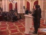 Conférence de presse conjointe de N. Sarkozy et M. Macky Sall, Président de la République du Sénégal