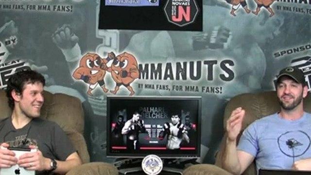 UFC on Fox: Rousimar Palhares vs Alan Belcher