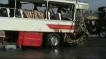 Iraq - Attacco kamikaze a Kerbala, 10 morti