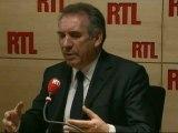 François Bayrou, candidat du MoDem à la Présidentielle, a répondu aux auditeurs de RTL jeudi
