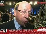 Présidentielles : François Bayrou à Lille