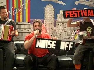 Che Sudaka en Noise off festival XS