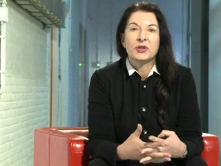 "Marina Abramovic about the ""Balkan Spirit"""