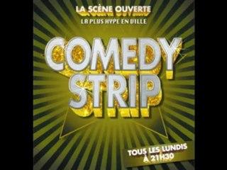 Comedy strip par Kheiron
