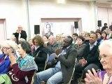 Réunion publique de soutien à François Hollande à Aix-en-Provence