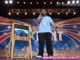 Human Car Sounds - Australia's Got Talent 2012 Audition