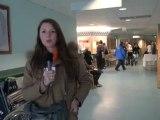 LOURDES 2012 Jeudi 19 avril à Lourdes avec Camille