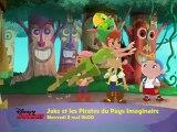 Disney Junior - Jake et les Pirates final de la saison en 2 parties - mercredi 2 mai à 9H00