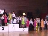 Championnat de France 2012: Danses Latines Finale Juvénile1