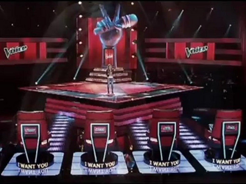 Watch rachael leahcar blind audition singing la vie en rose voice australia