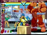 Classic Game Room : MARVEL SUPER HEROES for Sega Saturn review