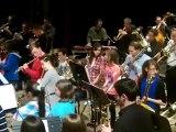 Concert du Big Band du concervatoire - Boulogne-sur-Mer