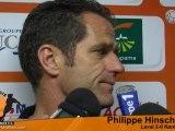 [L2-J33] Laval 2-0 Nantes, réaction de P. Hinschberger