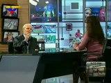 (VÍDEO) Contragolpe del día jueves 19.04.2012 entrevista a Luis Britto García  1/2