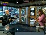 (VÍDEO) Contragolpe del día jueves 19.04.2012 entrevista a Luis Britto García  2/2