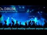 Dr Drum Beat Maker|Online Beat Maker|Beat Making Programs