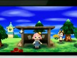 Images d'Animal crossing 3DS // Nintendo direct 21.4.2012