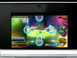 Gameplay 5 de Kingdom Hearts : Dream Drop Distance