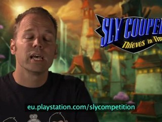 Concours de création de Sly Cooper : Thieves in Time