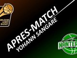 Après-Match - 27ème Journée - Orléans/Nanterre - Yohann Sangaré