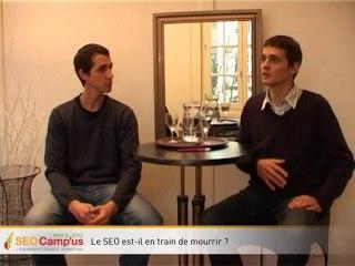 Black Hat avec Aurélien Delefosse et Matthieu Gheerbrant