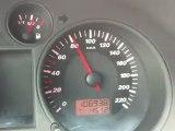 Reprise seat cordoba TDI 100 cv en 3ème de 60 à 120 km/h en 9s