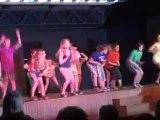 Danse des 6 eme B de l'athenée Royal d'Ottignes 21 Avril 2012 classe de Mme Cathy