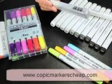 Copic markers cheap - Copic markers are the highest quality marker available in the world
