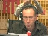 20h : l'annonce des résultats du 1er tour de l'élection présidentielle par Laurent Bazin sur RTL