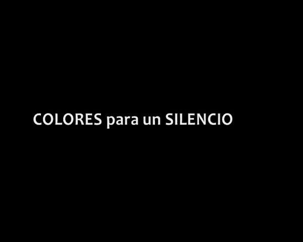 Colores para un Silencio