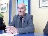 HAUTE-SAONE : REACTION DU LE PRESIDENT DU CONSEIL GENERAL YVES KRATTINGER A L'ISSUE DU PREMIER TOUR DES PRESIDENTIELLES 2012