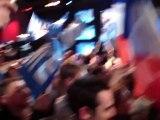 Discours de Marine le Pen 1er tour des élections Présidentielles