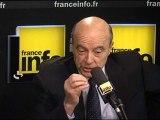 """Alain Juppé : """"Nous sommes confiants même si ce sera difficile"""""""
