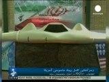 Teherán asegura poder copiar los drones estadounidenses