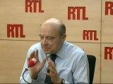 """Alain Juppé, ministre des Affaires étrangères et soutien de Nicolas Sarkozy : """"Maintenant, c'est du un contre un"""""""