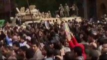 Egitto - Al Cairo in corteo contro Mubarak