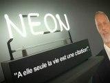 OTTO : La minute d'art contemporain, Joseph Kosuth, Néon