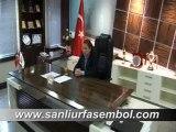 BELEDİYE BAŞKANI DR. AHMET EŞREF FAKIBABA KOLTUĞUNU DEVRETTİ