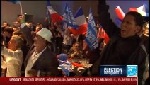 PRÉSIDENTIELLE - FN :Une soirée électorale historique pour Marine Le Pen