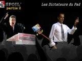 [Les Dictateurs Du Pad] Opération Mélenchon ! (2)