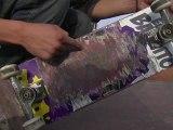 Carnac: Skateboard  SK8 plage - Bretagne Télé