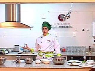 Workshop de Culinária Saudável com Sonja Salles