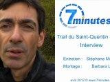 Trail du Saint-Quentin - 15km - Interview